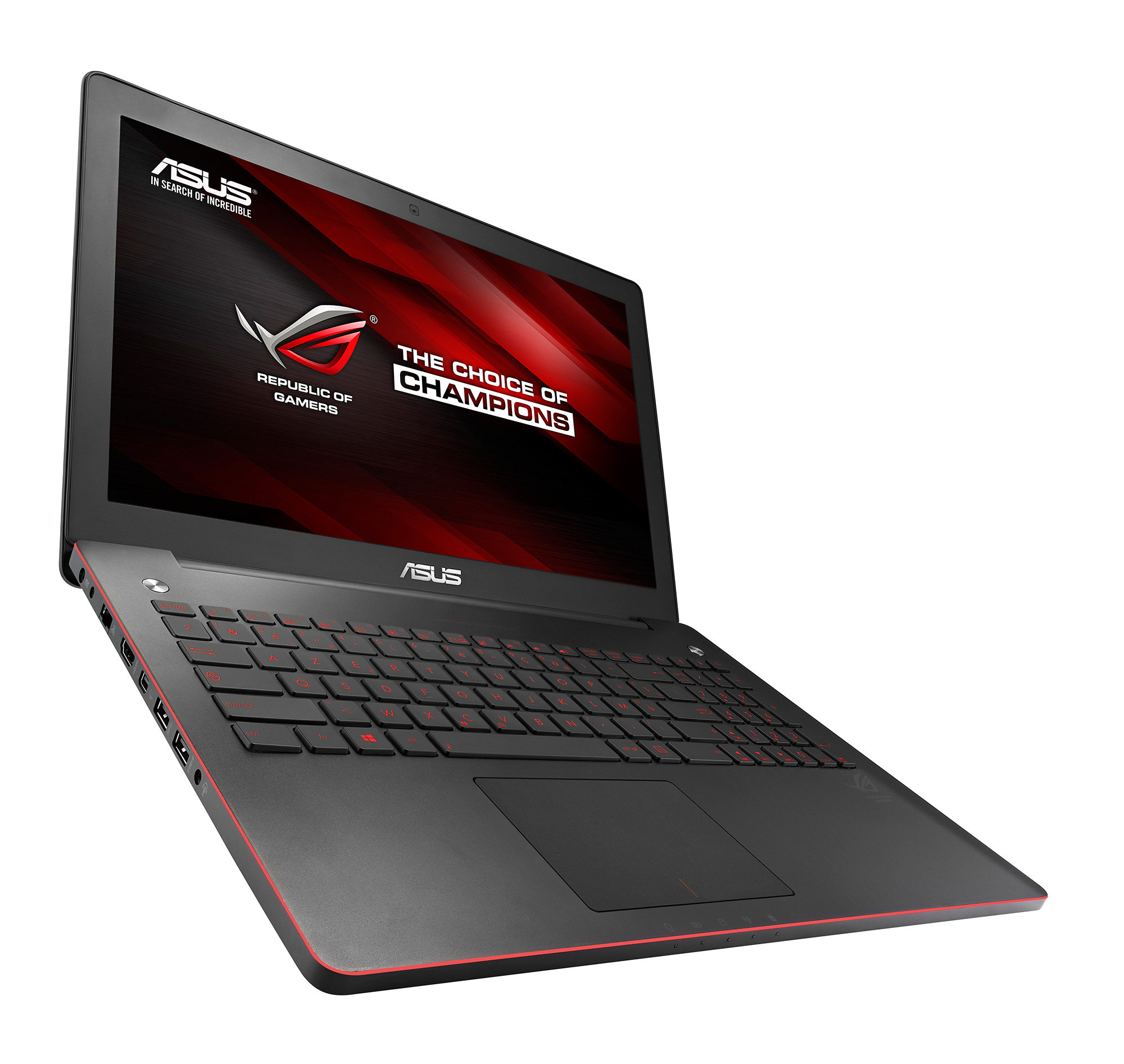 Asus се цели високо на пазара за гейминг лаптопи