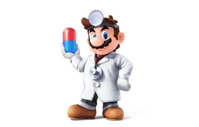 Nintendo пуска Д-р Марио като мобилна игра
