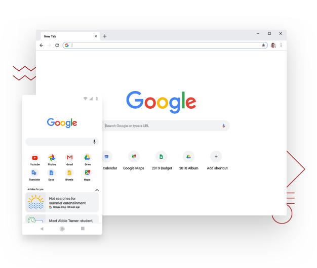14 нови теми за браузъра Chrome