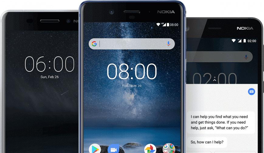Nokia 9 ще използва сензор за пръстови отпечатъци вграден в дисплея?