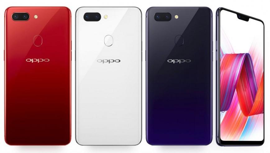 Oppo показа R15 преди анонса