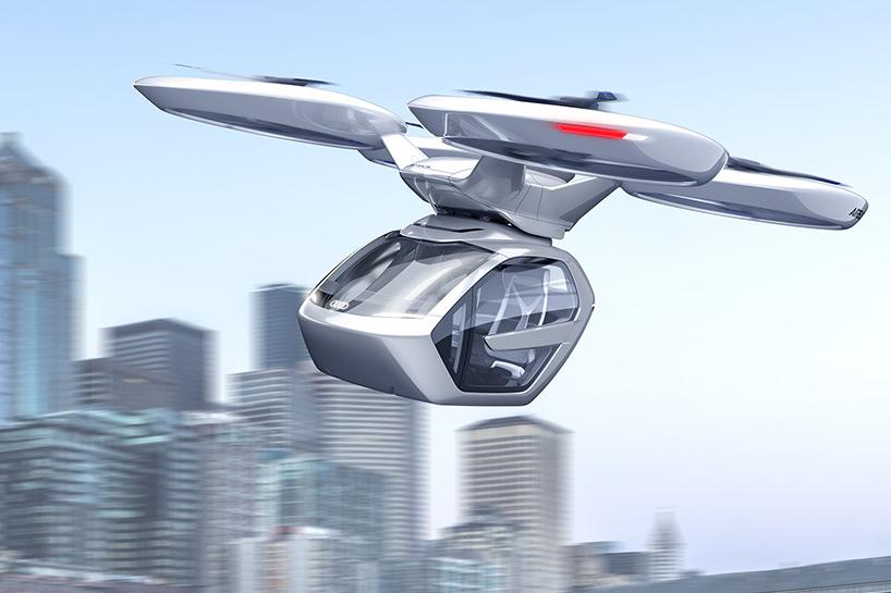 Audi и Airbus си партнират за създаване на летящо електрическо такси