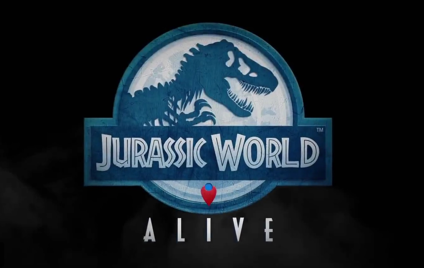 Jurassic World Alive AR е аналог на Pokémon Go, но с динозаври