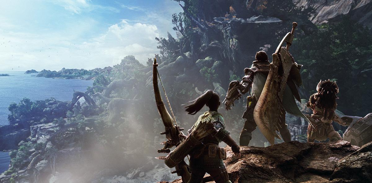 Monster Hunter: World е най-продаваната игра на Capcom