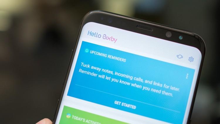 Samsung купи ИИ-стартъп заради Bixby
