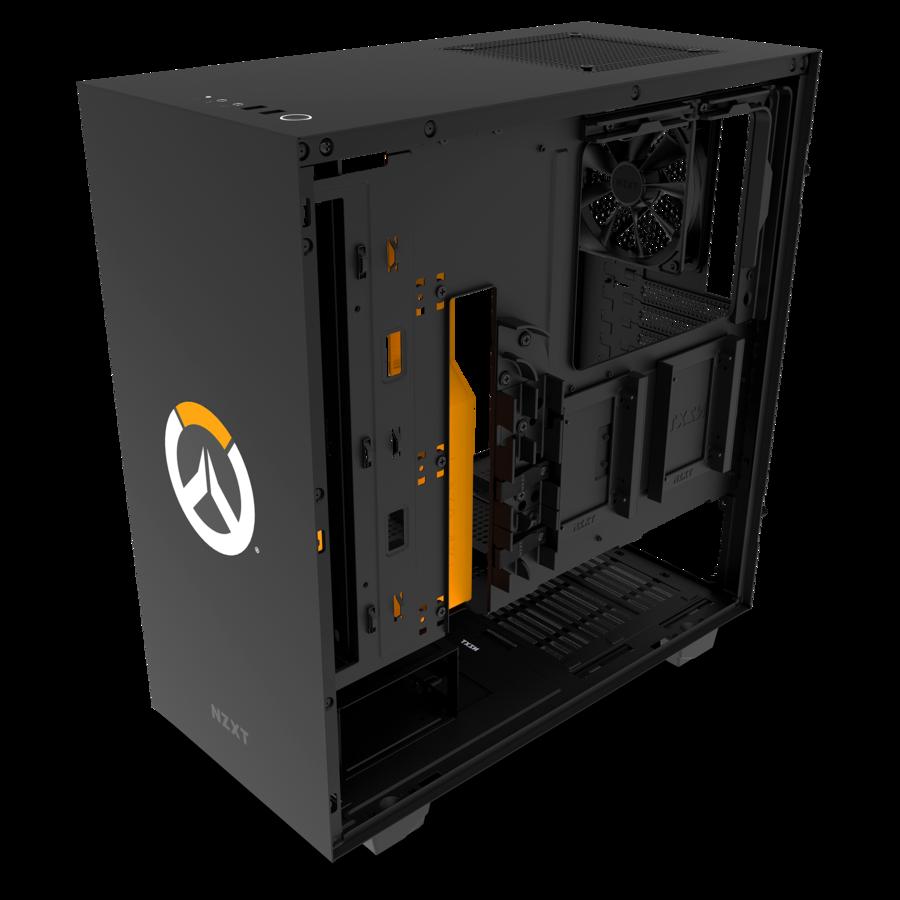 NZXT и Blizzard с Overwatch вариант на кутията H500