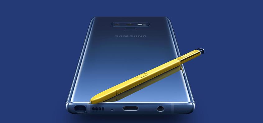 Samsung може да махне хардуерните бутони от Galaxy Note 10