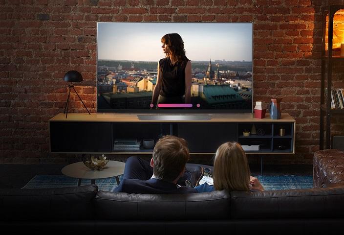 За първи път: LG пуска сериен телевизор с прозрачен екран