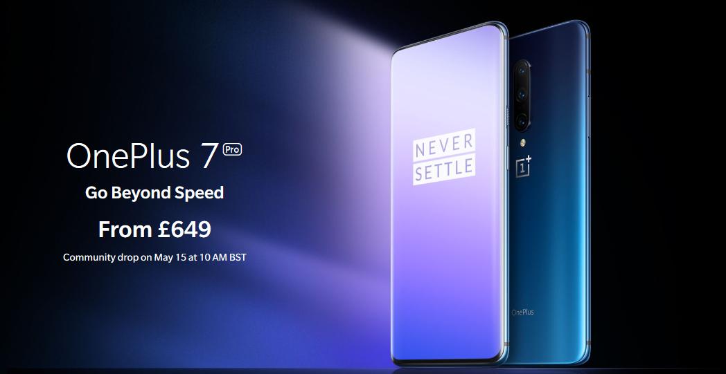 OnePlus 7 в пълния си блясък