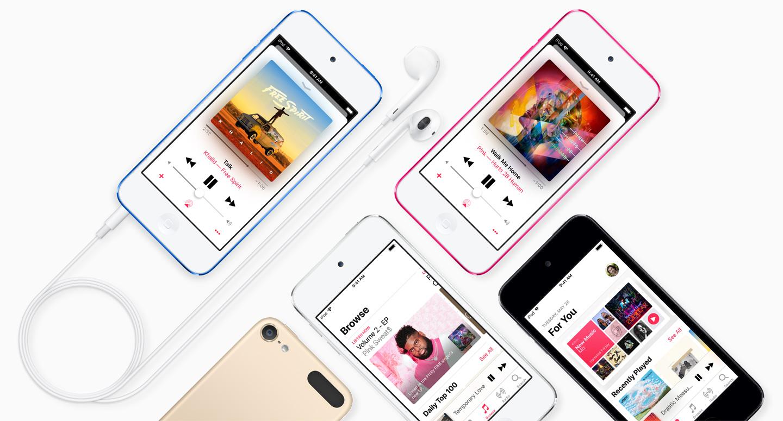 Неочаквано Apple представи нов iPod touch