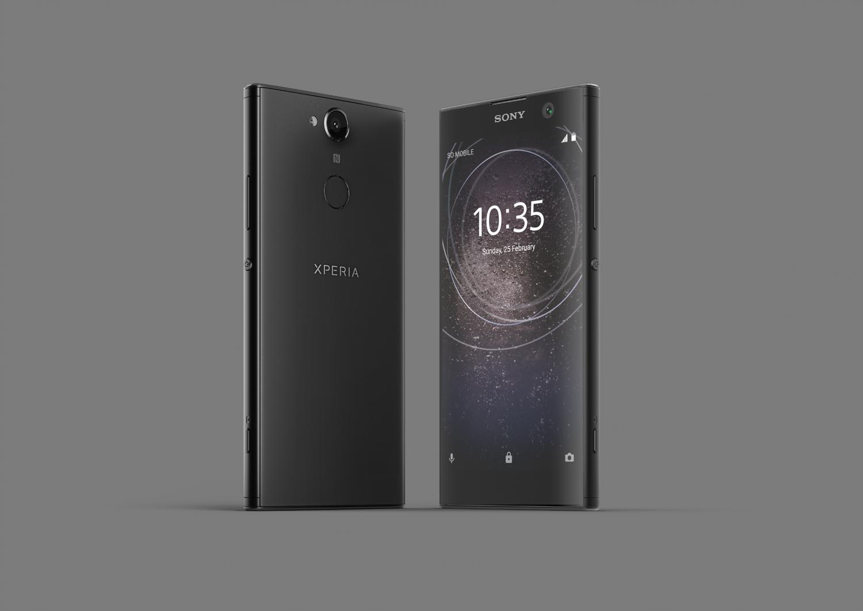 Sony Xperia XA2 – стилно предложение в средния клас