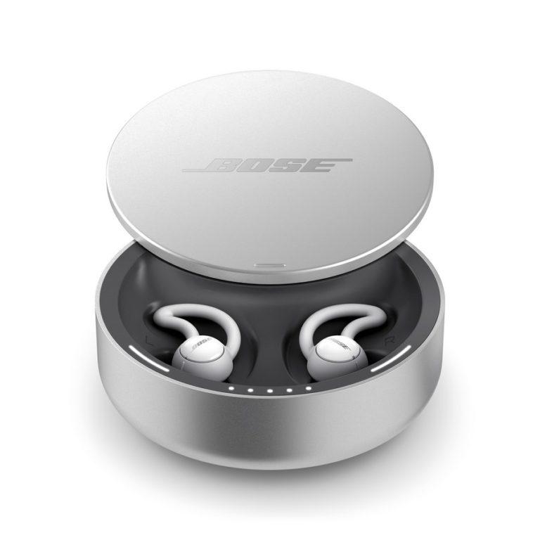 Bose създадоха слушалки за добър сън