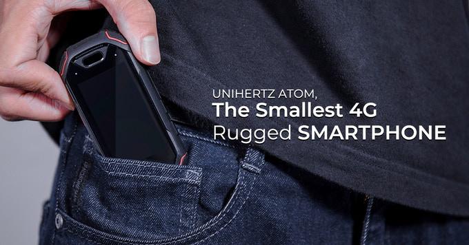 Подготвят най-малкия издръжлив 4G смартфон