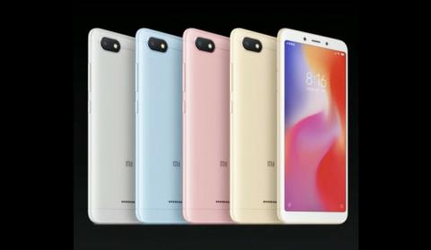Достойнствата на новия Xiaomi Redmi 6
