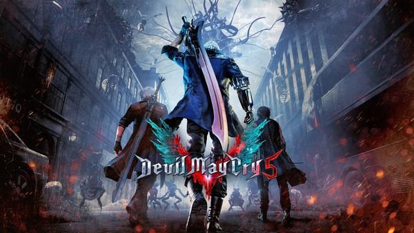 Devil May Cry 5 е завършен на 75%