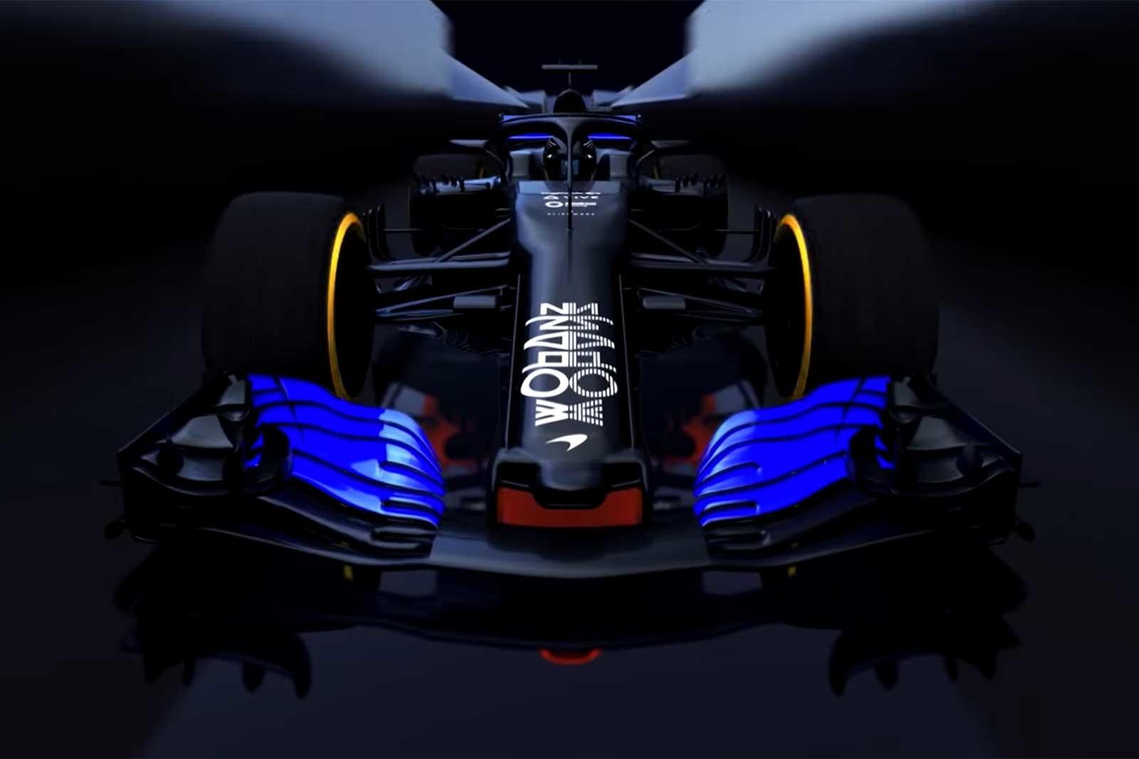 McLaren разширява програмата си за електронни спортове