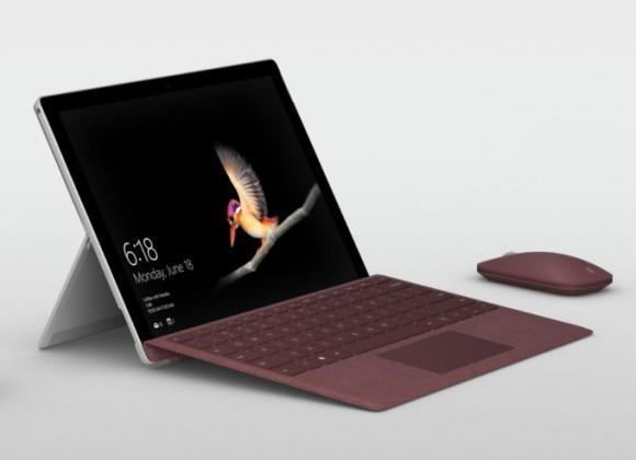 Таблетът Surface Go - 9 часа работа и безплатен Windows 10