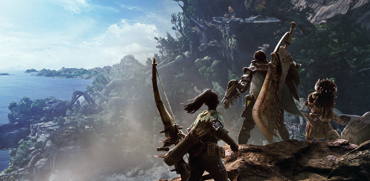 Monster Hunter: World с премиера за PC на 9 август
