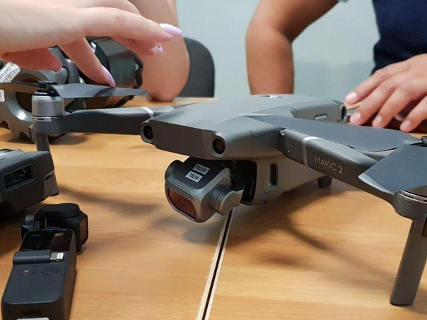 Новият Mavic дрон ще може да избягва препятствия?
