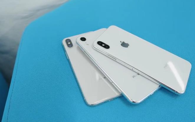 Известен блогър показа триото iPhone 2018