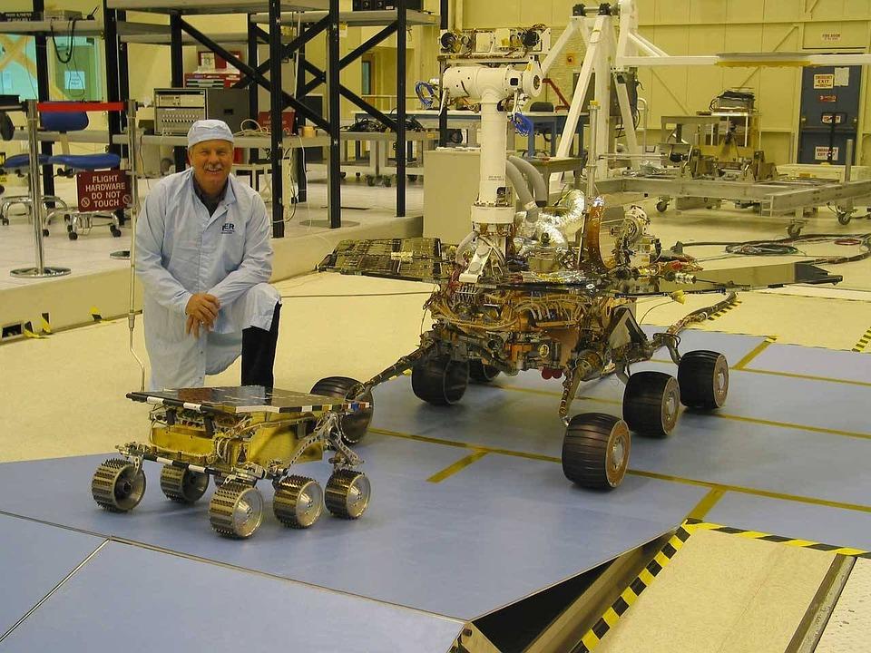 Задача за ученици – да измислят име на марсохода Mars 2020