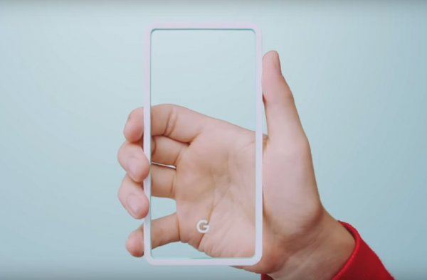 Първо официално видео на Google Pixel 3