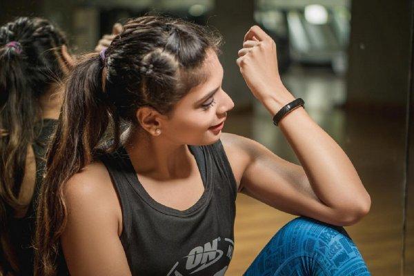 Фитнес гривна само за жени