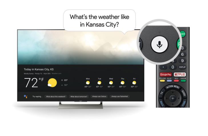 Google Assistant ще е наличен за някои Sony телевизори с Android TV
