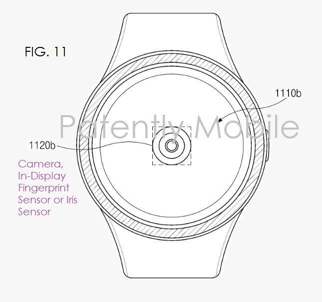 Samsung подготвя смарт часовник с четец на пръстови отпечатъци