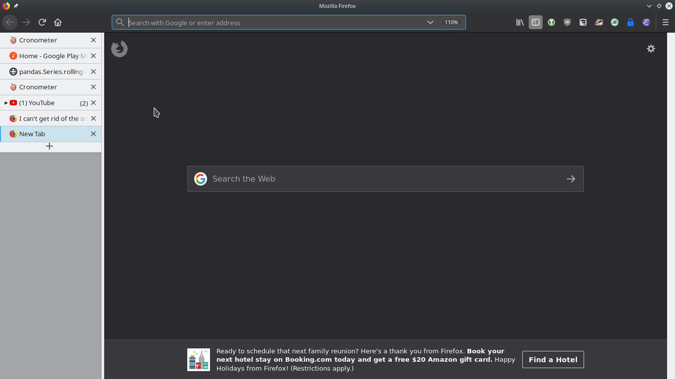 Firefox скоро може да показва реклами при отваряне на подпрозорец