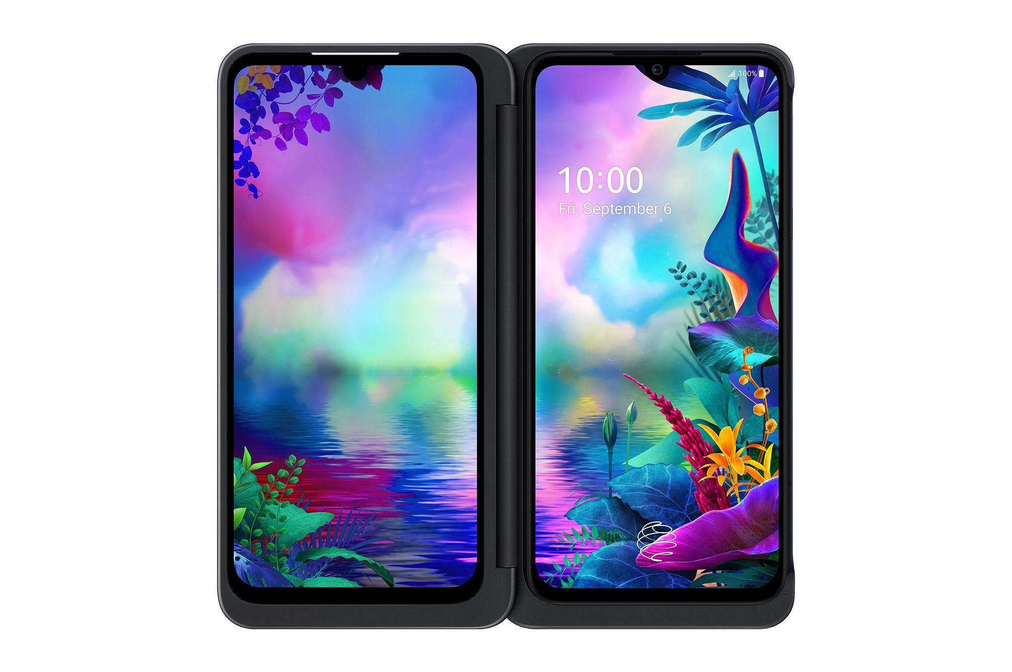 Новото мобилно устройство на LG – LG G8X с два дисплея се предлага ексклузивно във VIVACOM