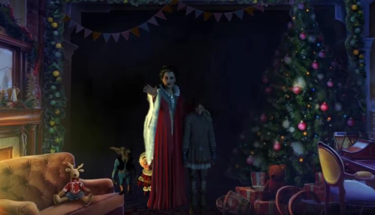 Игри за новогодишната нощ