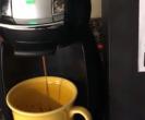 Първата в света биткойн-кафемашина